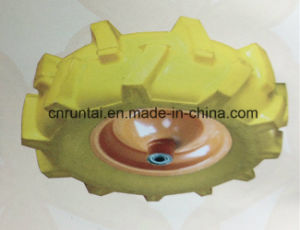 Hot Sell Favourable Price 16 Inches (4.00-8) PU Foam Wheel pictures & photos