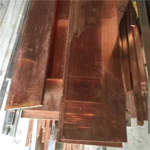 High Purity 99.9% Copper Sheet (C11000 C10100 C10200 C1100) pictures & photos