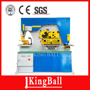 King Ball Brand Q35y Series Hydraulic Iron Worker pictures & photos
