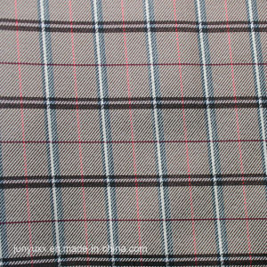 Stripe Yarn-Dyed Fabrics Polyester Fabric with Oxford Fabric& Luggage Fabric