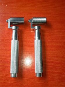 Wallpaper Roller for Seam with Chrome Bearing