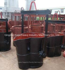 Hot Sale/Teapot Molten Steel Ladle for Castings/ Good Skimming Teapot Ladle pictures & photos