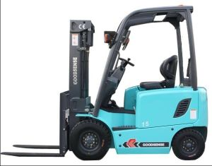 1.5Ton Electric Forklift pictures & photos