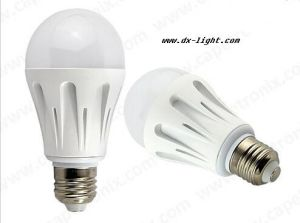 9W/A60/E27/SMD5730 Die-Casting Aluminum LED Bulb with CE&RoHS
