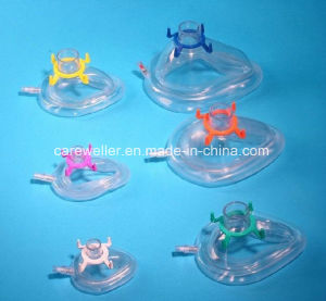 Anesthesia Cushion Mask/Adult Anesthesia Mask /Neonate Anesthesia Mask pictures & photos