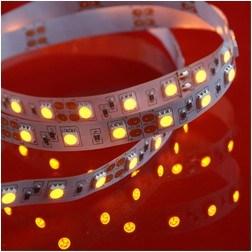 CE approved LED SMD Strip Light (1210/3528), 60 SMD/M