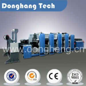 Eight Color Flexo Printing Machine