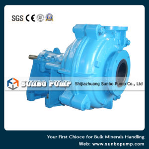 Sunbo Rubber Centrifugal Slurry Pump pictures & photos
