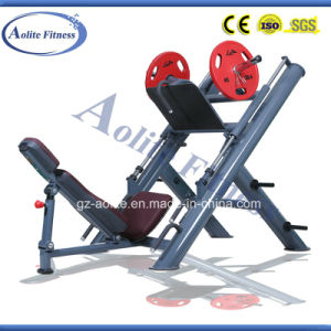 New Product Commercial Gym Machine 45 Degree Leg Press pictures & photos
