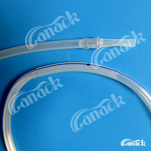 Disposable Medical Silicone Round Channel/Fluted Drains pictures & photos