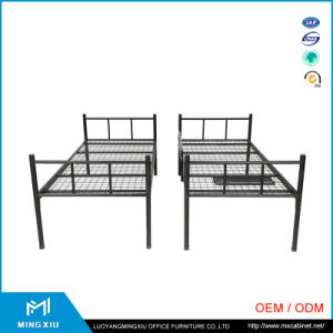 China Mingxiu Low Price Cheap Adult Bunk Beds / Metal Double Bunk Bed pictures & photos