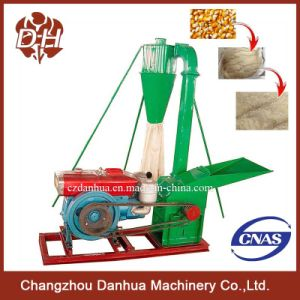 High Quality Maize / Corn Flour Mill Machine for Africa Market pictures & photos
