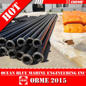 Top Selling Sand Discharging HDPE Pipe Tube for Sale