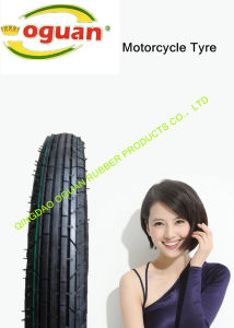 Rubber Tyre for Motorcycle/Motorcycle Tyre250-17 pictures & photos