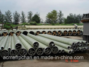 FRP Pipes Dn300mm Manufactory (GRP / FIBERGLASS / COMPOSITE)