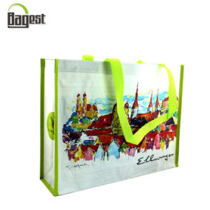 New Design Customized Printing Laminated PP Woven Shopping Bag pictures & photos