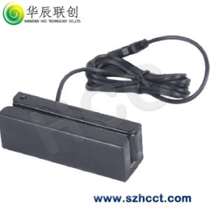 PS/2 Serial Hi-Co & Lo-Co Magnetic Stripe Card Reader pictures & photos