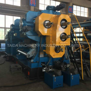 Three Four Roll Rubber Sheet Calender Machine Production Line Plant pictures & photos