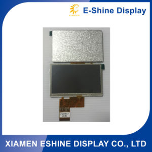 """Graphic VGA LCD Display with Size 4.3"""" WQVGA 480X272 Cog pictures & photos"""