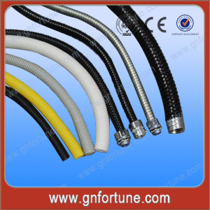 Spiral Flexible Electrical Hose PP/PE/PA Hose pictures & photos