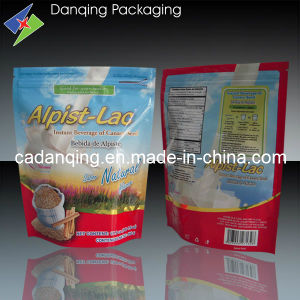 Plastic Packaging Pouch, Zipper Top Doypack for Milk Powder pictures & photos