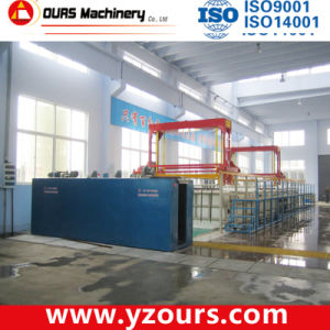 PLC Controlled Automatic Electroplating Plant pictures & photos