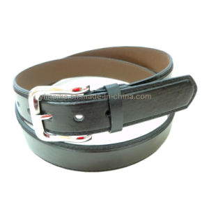 China Factory Supplies Casual Jeans PU Belts Super Large Size for Fat Man pictures & photos