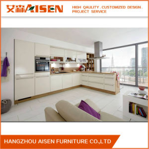 Australia Style Lacquer MDF Kitchen Cabinet Furniture ASKL014 pictures & photos