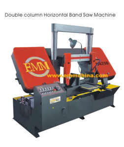 Emm D4250/70 Double Column Horizontal Metal Band Sawing Machine