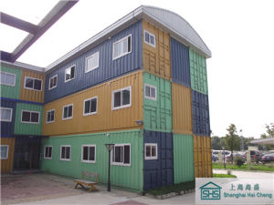 20ft Converted Container House for Mining Camp (shs-mc-accommodation021) pictures & photos