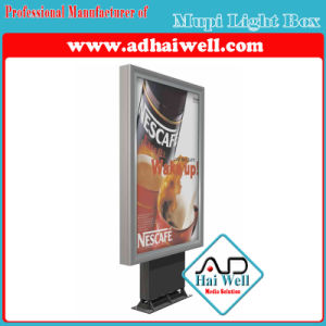 Single Side Mupi Scrolling Light Ox pictures & photos