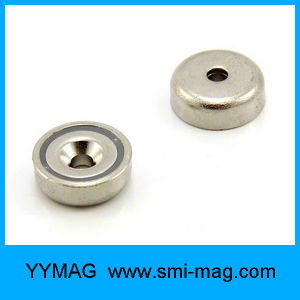 Neodymium Holding Pot Magnet Magnetic Assembly with Hole pictures & photos
