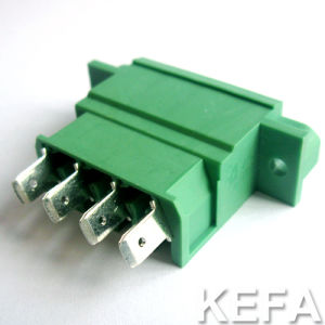 Plugable Bulkhead Connector with Through-The-Wall Mode pictures & photos
