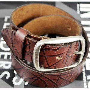 Stylish Men′s Genuine Leather Belt -23 pictures & photos