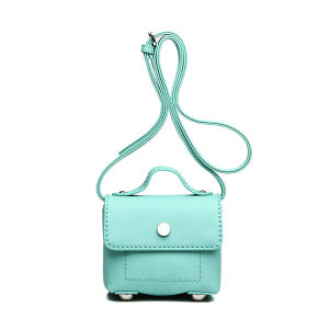 New Candy Green Wholesale Leather Handbags (MBNO038024) pictures & photos