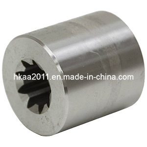 Steel electric motor transmission drive splined shaft for Add electric motor to drive shaft