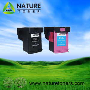 Remanufactured Ink Cartridge CH563 (No. 61XL BK) , CH564 (No. 61XL C) for HP Printer pictures & photos