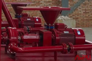 Large Capacity Mud Mixing Pump in Well Drilling Mud System