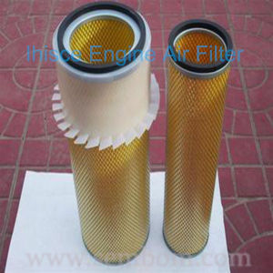 Engine Air/Oil/Feul/Hdraulic Oil Filter for Ihisce 65ns, 100ns Excavator/Loader/Bulldozer
