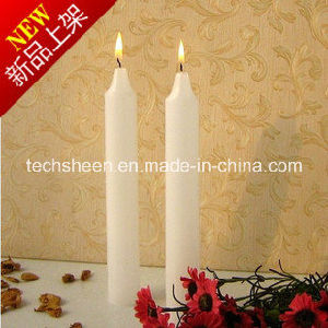 White Paraffin Candle for Household Use pictures & photos