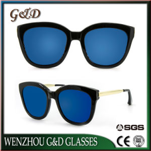 High Quality Latest Design Popular Acetate Fashion Sunglasses pictures & photos