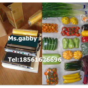 Cling Film Packaging/Food Hand Wrapper pictures & photos