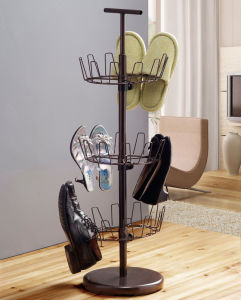 Home Furniture Metal Shoe Rack