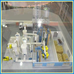 Complete Low Wood Pellet Production Line Price for Hot Sale