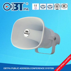 Professional Outdoor PA Waterproof Horn Speaker/Loudspeaker for Public Address System