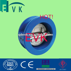 Cast Iron Wafer Type Dual Disc Check Valve