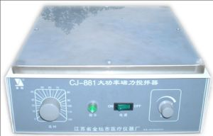 Cj-881 Powerful Magnetic Stirrer pictures & photos