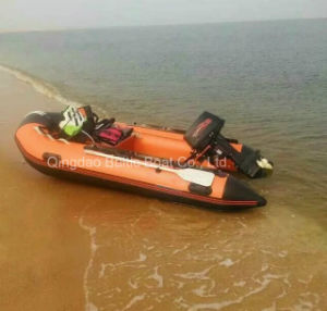 Mini Inflatable Racing Speed Boat Rib 300 pictures & photos