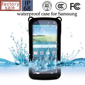 Wholesale PVC and ABS Material Waterproof for Samsung Case