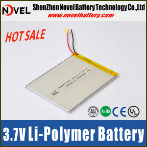 2000mAh 357090 3.7V Li Polymer Battery Pack